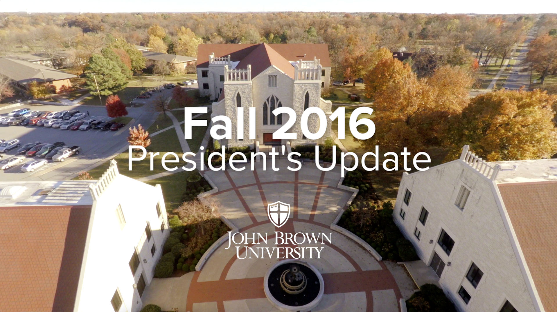 Fall 2016 Presidents Update