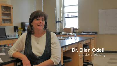 2016 Faculty Profile - Ellen Odell