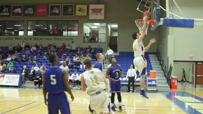 2016 Mens Basketball vs. OCU