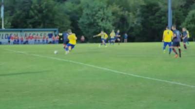 2016 Men's Soccer vs OKWU