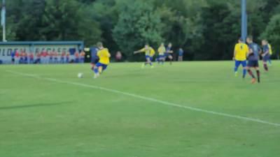 2016 Men's Soccer vs OKWU