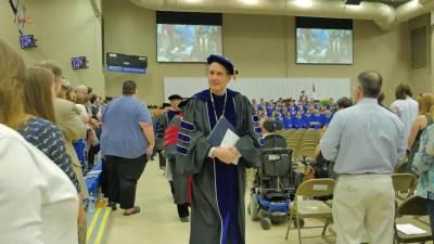 2016 Undergrad Commencement