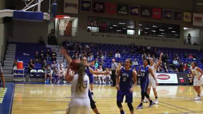 2016 Womens Basketball vs. OCU
