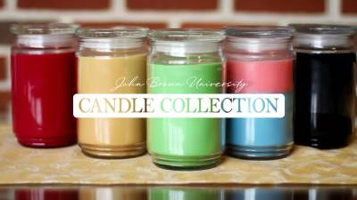 JBU Scented Candle Collection