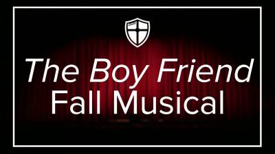 2017 The Boy Friend Musical