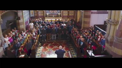 Cathedral Choir in Northern Ireland