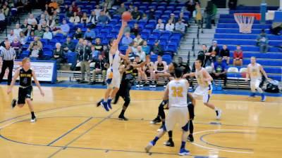 2017 Men's Basketball vs. Wayland Baptist
