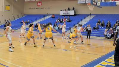 2017 Women's Basketball vs. Wayland Baptist