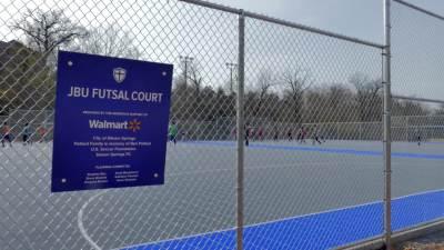 2017 Futsal Court