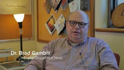 2017 Faculty Profile - Brad Gambill