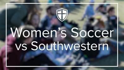 Womens Soccer vs Southwestern