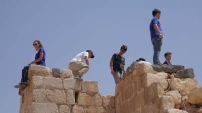 Abila Archeology Dig