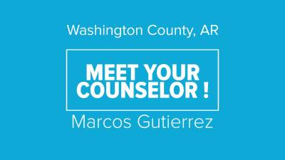 Admissions Marcos 2018