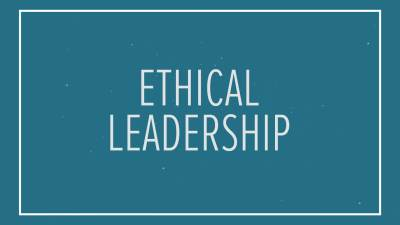 BTF Grad Ethical Leadership