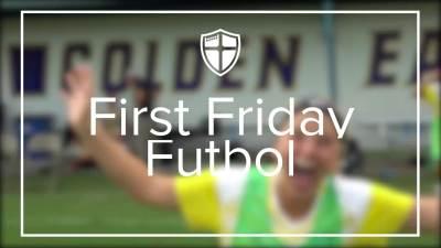 2018 First Futbol Game