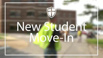 2018 New Student Move In