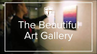 2018 The Beautiful Art Gallery