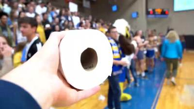 2018 Toilet Paper Game