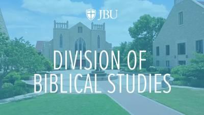 JBU Biblical Studies