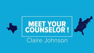 Admissions Claire Johnson 2019