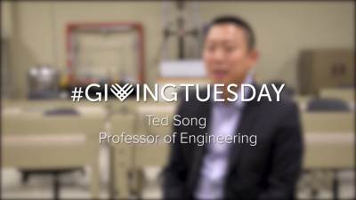 Giving Tuesday Ted Song 2019