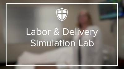 Labor and Delivery Simulation Lab