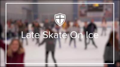 Late Skate On Ice 2019
