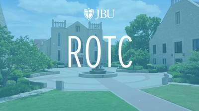 ROTC at JBU