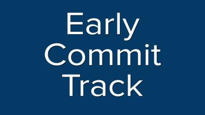 Early Commit Track