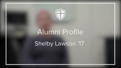 Alumni Profile Shelby Lawson