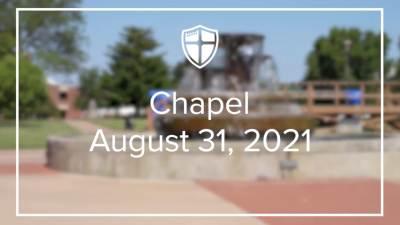 Fall Chapel 2021