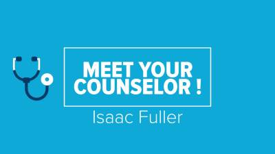 Admissions Isaac Fuller
