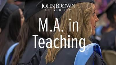 M.A. Teaching