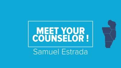 Admissions Samuel Estrada